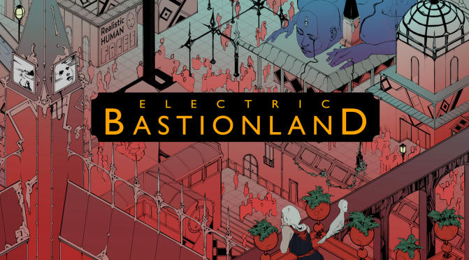 Cannibal Halfling Radio Episode 12 – Now Playing: Electric Bastionland Pt 1