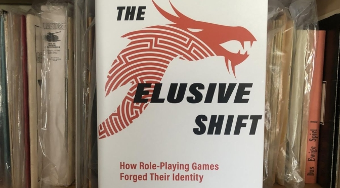 The Elusive Shift Review