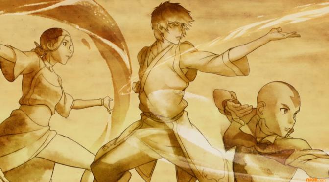 Meet the Party: Avatar Legends Quickstart