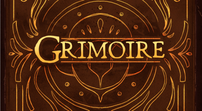 Solitaire Storytelling: Grimoire
