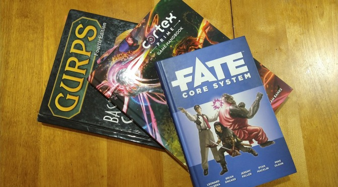 Generic RPGs: What's Out There