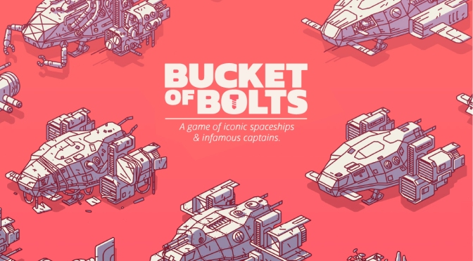 Solitaire Storytelling: Bucket of Bolts